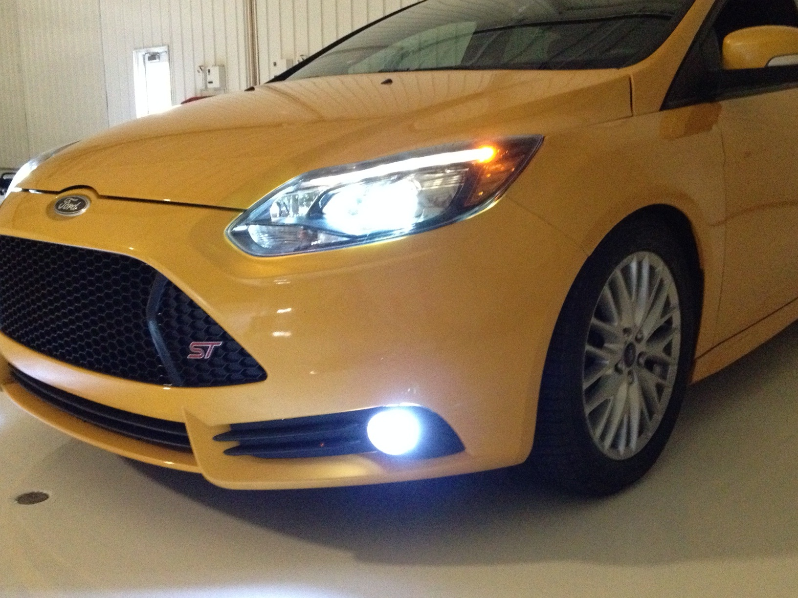 Focus St3 How To Get The Best Of The Stock Bi Xenon Ford Focus St Forum
