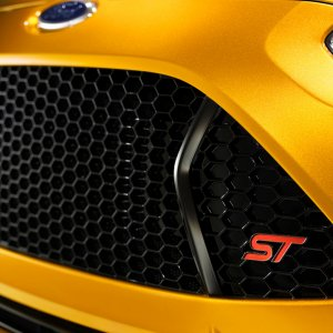 2013 ford focus st grille and badge