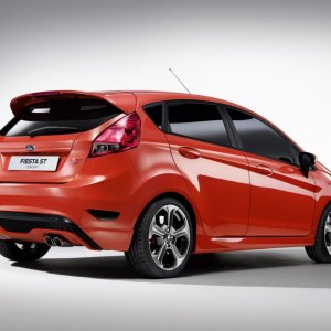 02 ford fiesta st concept