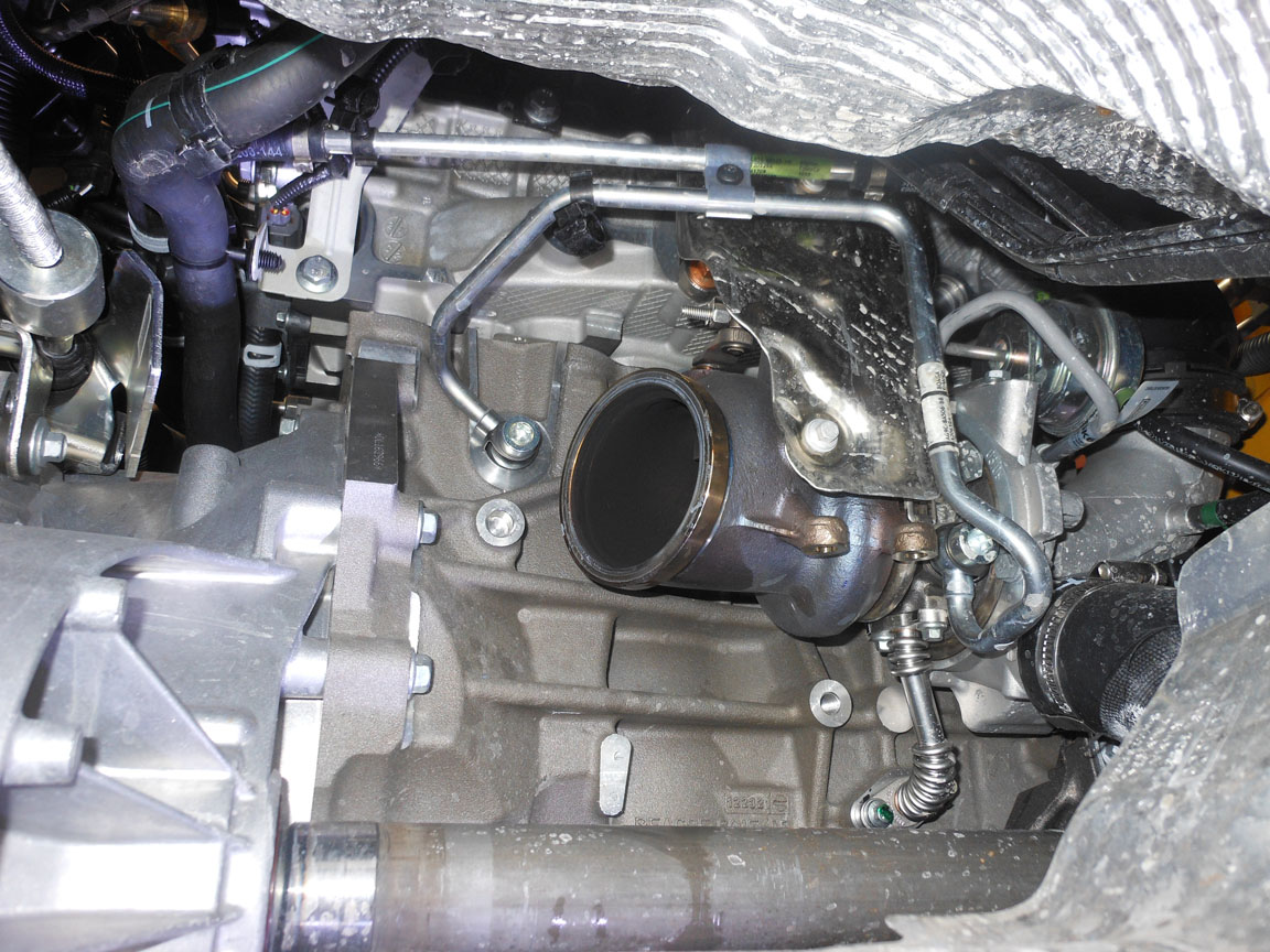 cp-e™ Down-Pipe Install, Dyno & Reactions