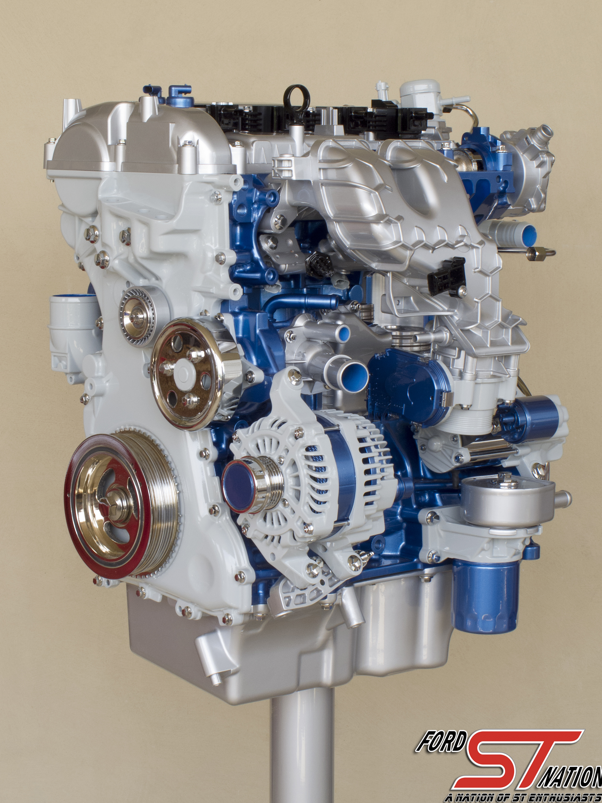 Photo 16 Of 17 From Focus St 2 0l Ecoboost Engine