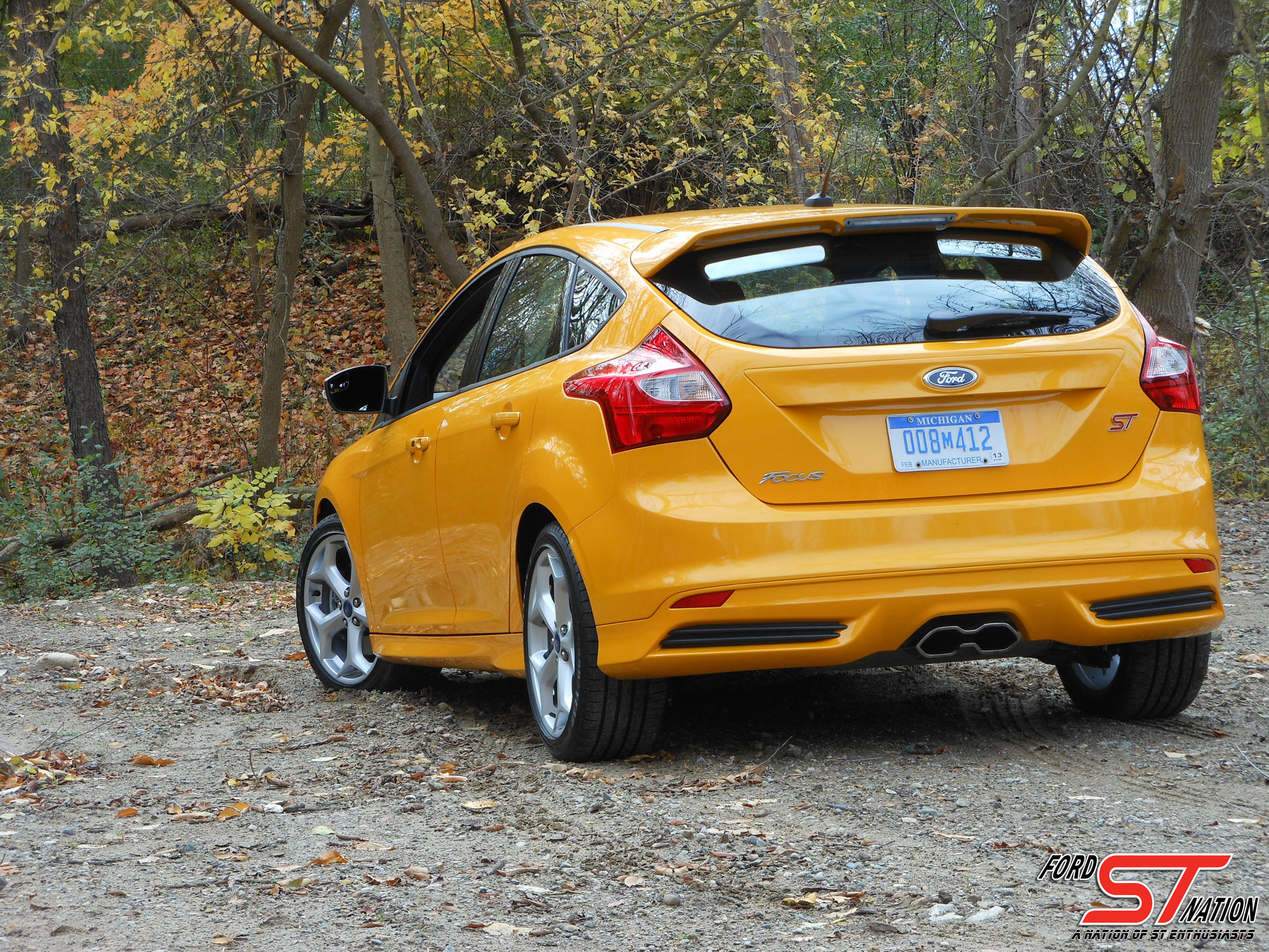 Ford focus forum ford focus st forum ford focus rs forum view single post 2013 ford focus st lower rear valence
