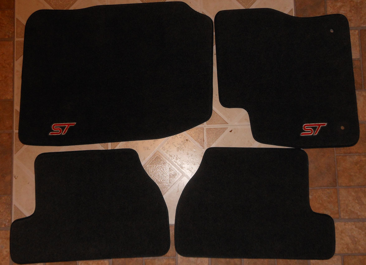St Floor Mats By Redline Tuning
